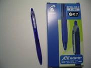 Автоматическая шариковая ручка PILOT REXGRIP BPRG-10R-F