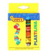 Пластилин на растительной основе JOVI 6 цв. 14 гр. арт. 90/6