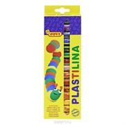 Пластилин на растительной основе JOVI 15 цв. 14 гр. арт. 90/15