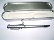 Ручка невидимка с УФ подсветкой и фонариком
