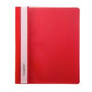Папка-скоросшиватель А5 TC401805 красный