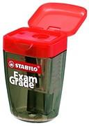 Точилка для карандашей Stabilo Exam Grade с контейнером
